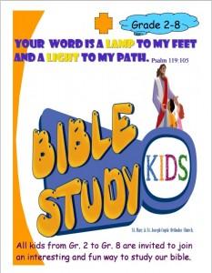 Kids Bible Study