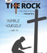 Humble Yourself (Luke 14-11) - July 24, 2021
