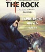 Lambs among Wolves (Luke 10-3) - July 9, 2021